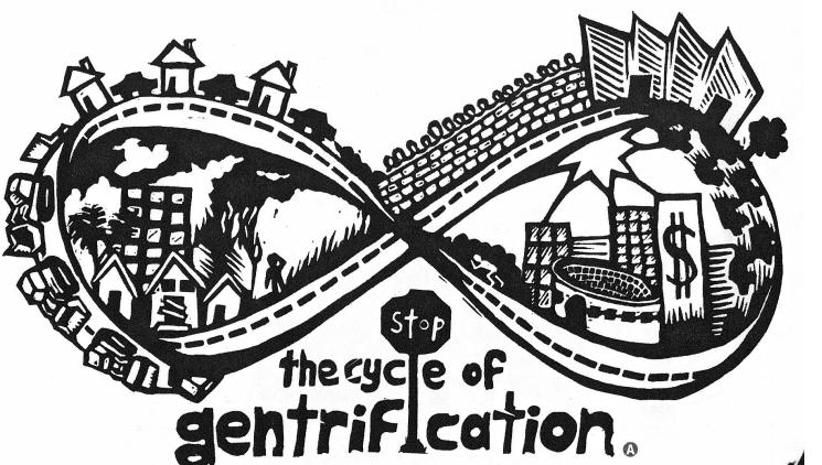 gentrificação